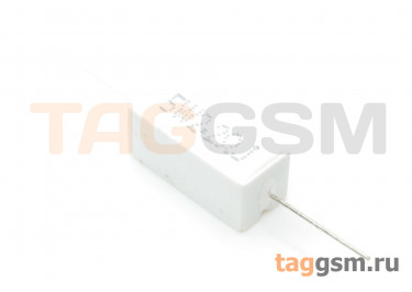 Резистор постоянный 5Вт 2,2 Ом 5% (SQP-5W-2R2)