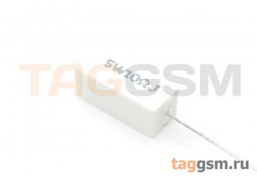 Резистор постоянный 5Вт 10 Ом 5% (SQP-5W-10R)