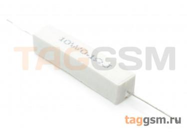 Резистор постоянный 10Вт 0,1 Ом 5% (SQP-10W-0R1)