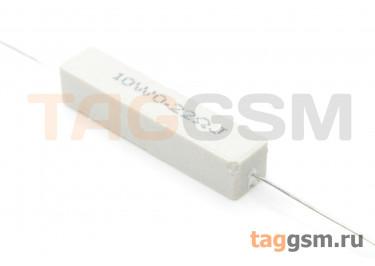 Резистор постоянный 10Вт 0,22 Ом 5% (SQP-10W-0R22)