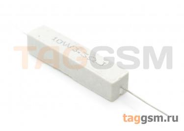 Резистор постоянный 10Вт 3,3 Ом 5% (SQP-10W-3R3)
