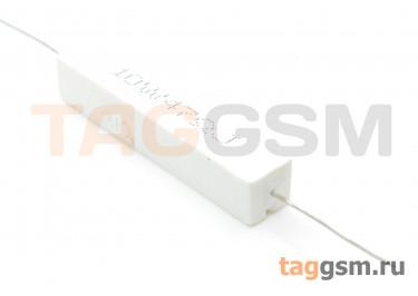 Резистор постоянный 10Вт 47 Ом 5% (SQP-10W-47R)