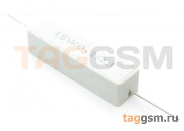 Резистор постоянный 15Вт 0,1 Ом 5% (SQP-15W-0R1)