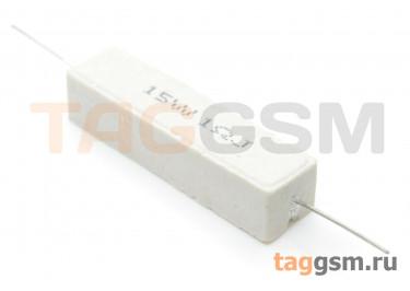 Резистор постоянный 15Вт 1 Ом 5% (SQP-15W-1R)