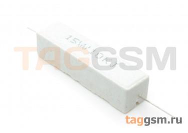 Резистор постоянный 15Вт 10 кОм 5% (SQP-15W-10K)
