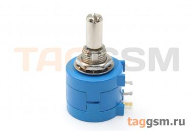 3590S-2-101L Резистор прецизионный многооборотный 100 Ом 5% 2Вт линейность 0,25%