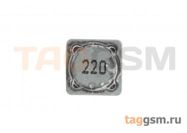 CD127-220K Индуктивность SMD 22мкГн 3,6А 10%