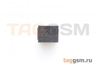 NLV32T-221-J-PF Индуктивность SMD 220мкГн 0,05А 5%