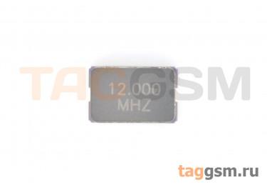 Кварцевый резонатор 12 МГц 2-конт. (SMD5032)