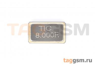 Кварцевый резонатор 8 МГц (SMD6035)