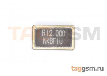 Кварцевый резонатор 12 МГц (SMD6035)