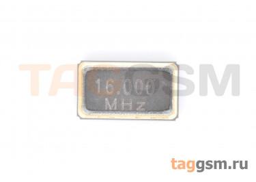 Кварцевый резонатор 16 МГц (SMD6035)