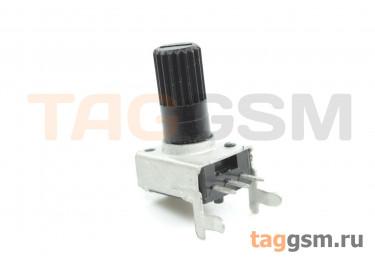 R0901N-B501-20KQ Резистор переменный 500 Ом 20% тип-B