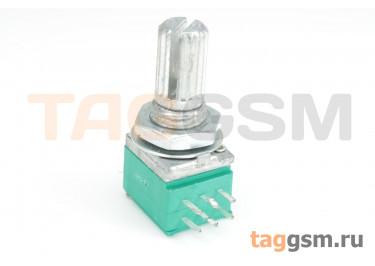 R097G-B103-15KQ Резистор переменный сдвоенный 10 кОм 20% тип-B