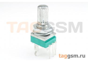 R097N-V10-B104-15KQ Резистор переменный 100 кОм 20% тип-B