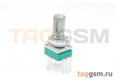 R097N-V10-B503-15KQ Резистор переменный 50 кОм 20% тип-B