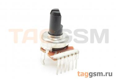 R1212G-B103-20F Резистор переменный сдвоенный 10 кОм 20% тип-B