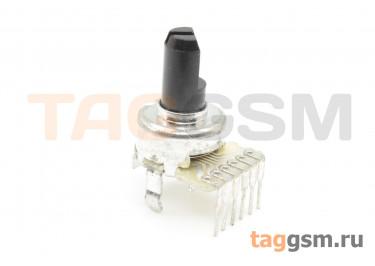 R1212G-B203-20F Резистор переменный сдвоенный 20 кОм 20% тип-B