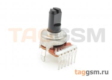 R1212G-B502-20F Резистор переменный сдвоенный 5 кОм 20% тип-B