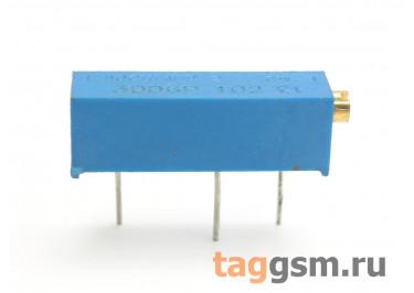3006P-102 Резистор подстроечный многооборотный 1 кОм 10%