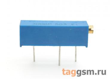 3006P-503 Резистор подстроечный многооборотный 50 кОм 10%