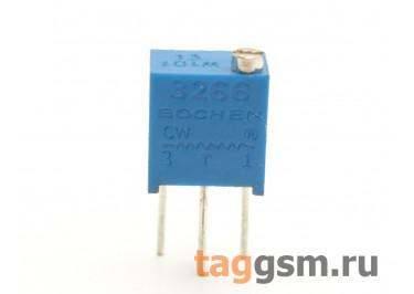 3266W-101 Резистор подстроечный многооборотный 100 Ом 10%