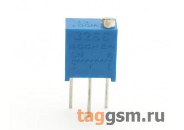 3266W-501 Резистор подстроечный многооборотный 500 Ом 10%