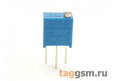 3266W-503 Резистор подстроечный многооборотный 50 кОм 10%