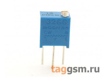 3266W-504 Резистор подстроечный многооборотный 500 кОм 10%