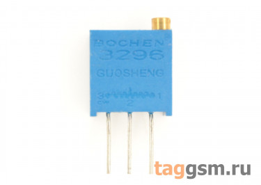 3296W-102 Резистор подстроечный многооборотный 1 кОм 10%