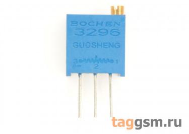 3296W-104 Резистор подстроечный многооборотный 100 кОм 10%