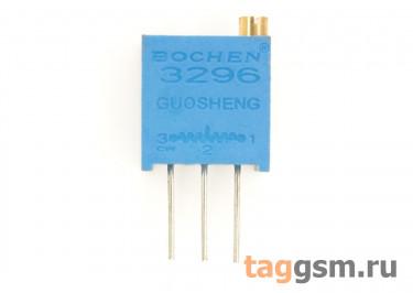3296W-504 Резистор подстроечный многооборотный 500 кОм 10%