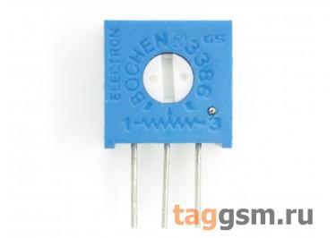 3386W-101 Резистор подстроечный 100 Ом 10%