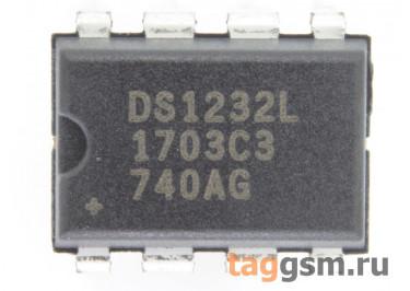 DS1232LP+ (DIP-8) Супервизор