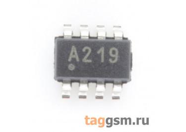 INA219AIDCN (SOT-23-8) Монитор тока / питания с I2C интерфейсом