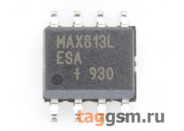 MAX813LESA+T (SO-8) Монитор питания