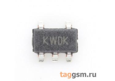 MCP73812T-420I / OT (SOT-23-5) Контроллер заряда Li-Ion / Li-Polymer батарей