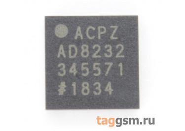 AD8232ACPZ-R7 (LFCSP-20) Монитор сердечного ритма