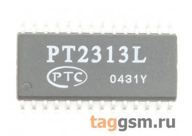 PT2313L (SO-28) Аудиопроцессор