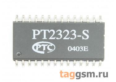 PT2323S (SO-28) Аудиопроцессор