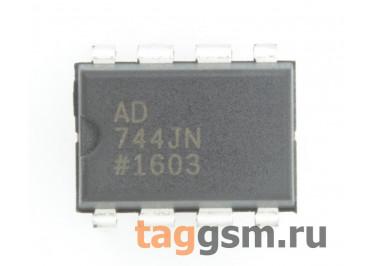 AD744JNZ (DIP-8) Прецизионный операционный усилитель