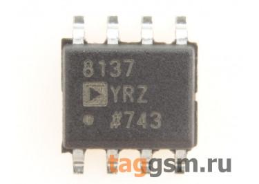 AD8137YRZ (SO-8) Одноканальный операционный усилитель драйвер АЦП