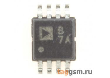 AD8510ARMZ (MSOP-8) Одноканальный малошумящий операционный усилитель