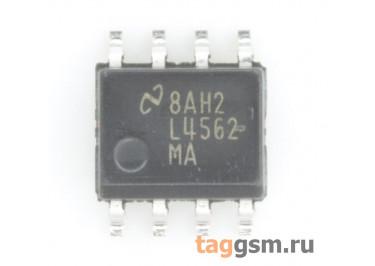 LM4562MA (SO-8) Сдвоенный операционный усилитель