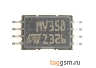 LMV358IPT (TSSOP-8) Сдвоенный операционный усилитель