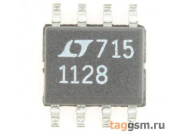 LT1128CS8 (SO-8) Одноканальный малошумящий операционный усилитель