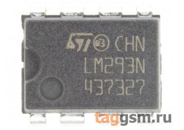 LM293N (DIP-8) Cдвоенный компаратор