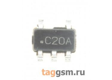 LMV7239M5 (SOT-23-5) Одноканальный компаратор с низким потреблением