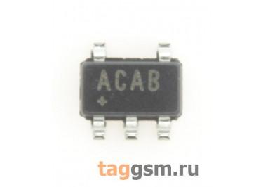 MAX999EUK+T (SOT-23-5) Одноканальный высокоскоростной компаратор