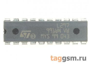 L297 (DIP-20) Контроллер электродвигателя